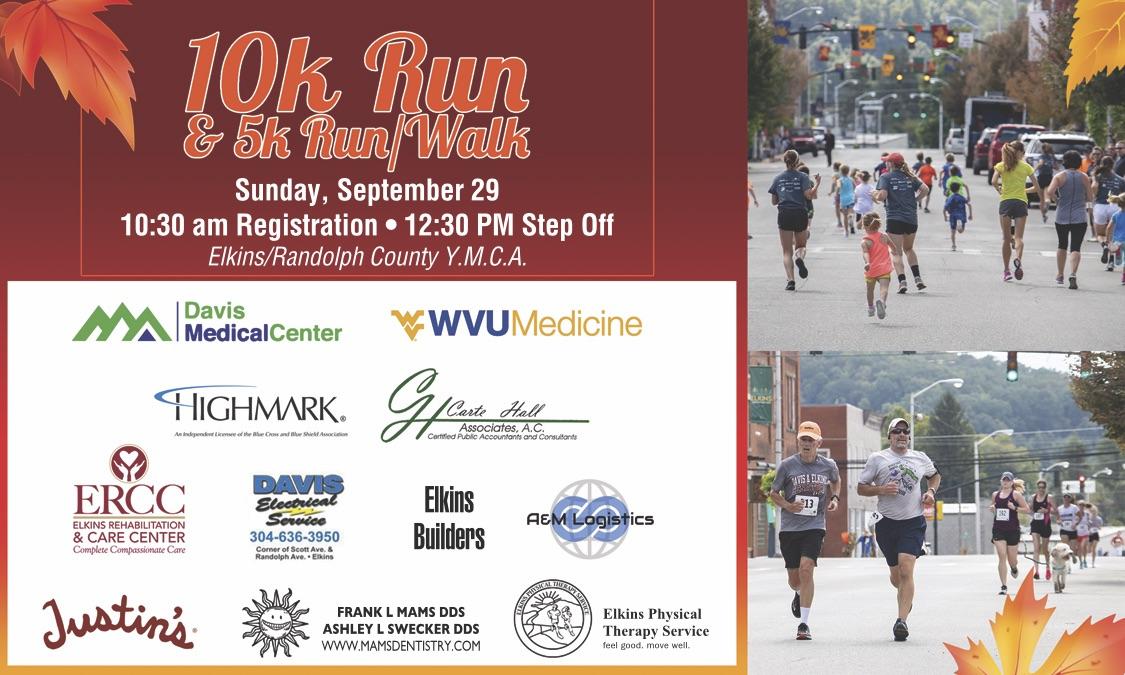 10K Run/5K Walk