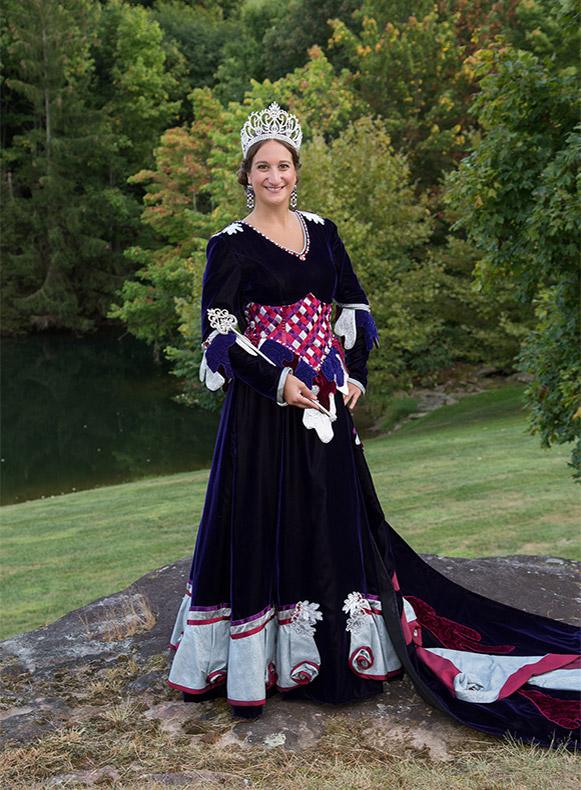 Mountain State Forest Festival Queen Silvia 2016 - Miss Kara D'Ann Alvarez