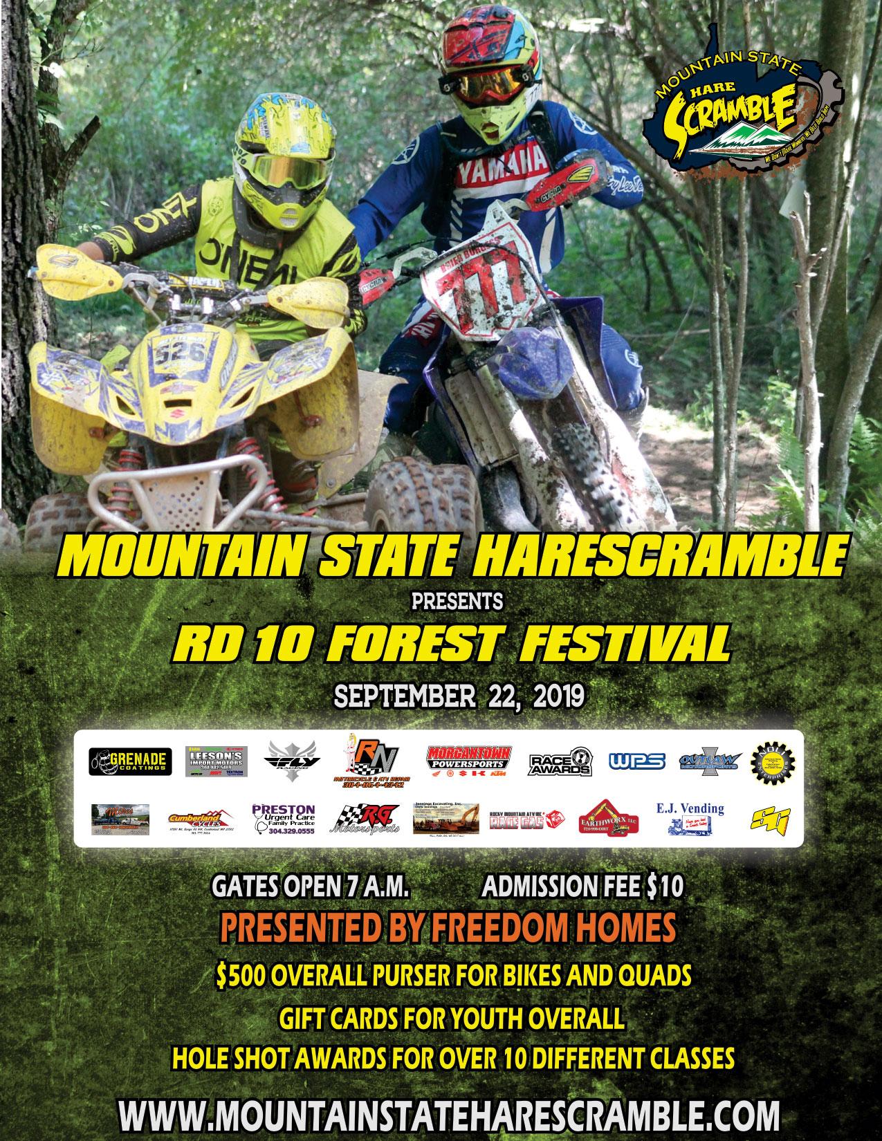 Mountain State Hare Scramble