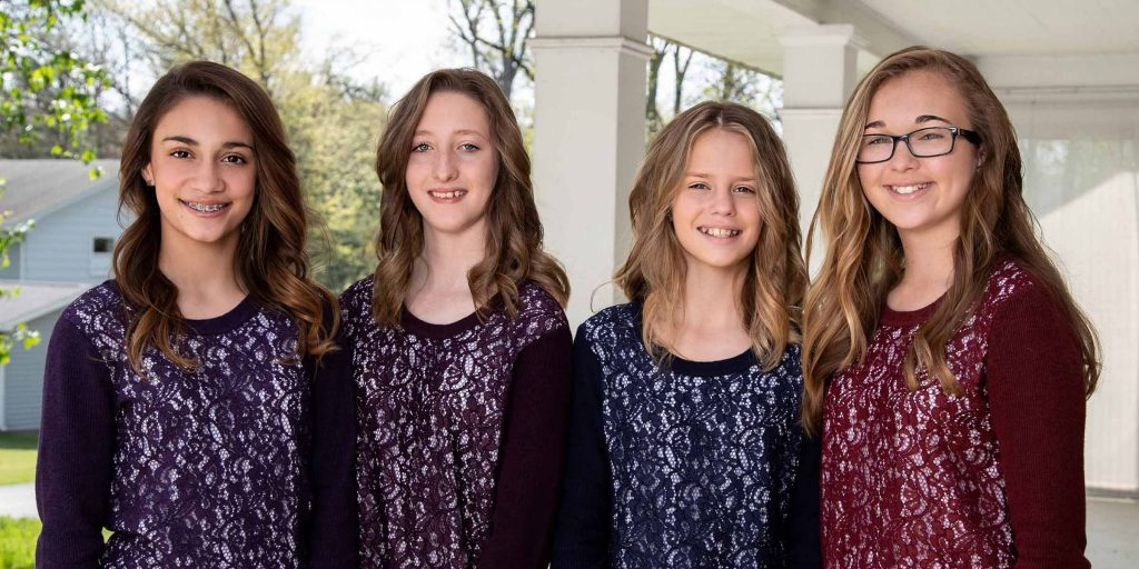 The 82nd Mountain State Forest Festival has announced the selection of royal court jesters Kennedy Laine Hart, Kendra Kay Lambert, Lilly Ann Leggett, and Macie Elizabeth Romero to the court of Maid Silvia LXXXII.