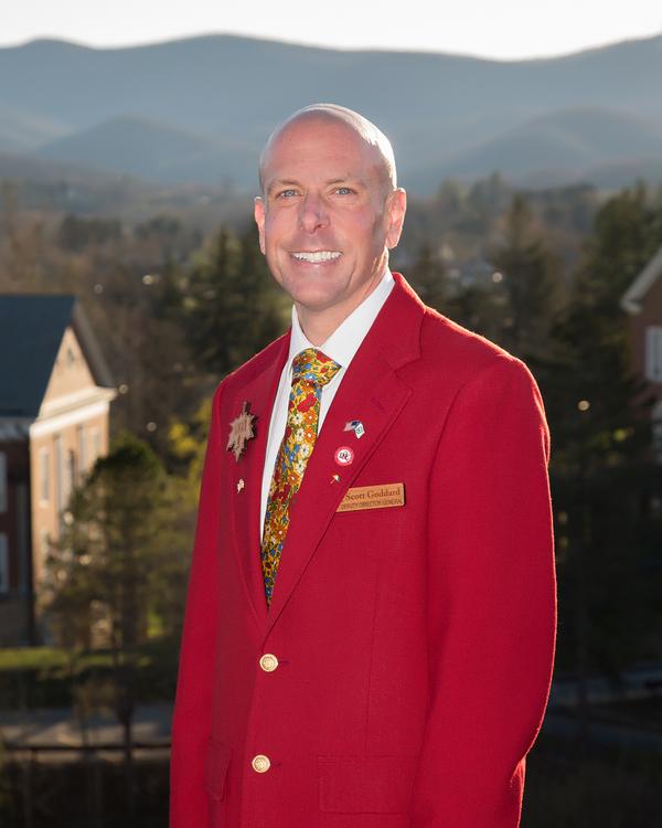 80th Mountain State Forest Festival Director General - Scott Goddard