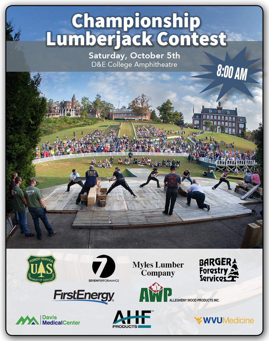 Lumberjack Contest